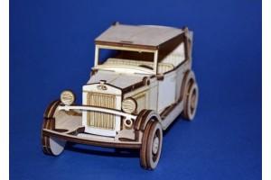 Конструктор деревянный:ГАЗ-А