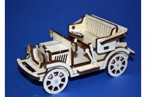 Конструктор деревянный автомобиль Фаэтон ВАНДЕРЕР