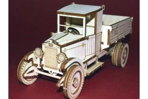 Конструктор деревянный автомобиль АМО Ф-15