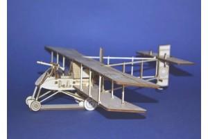 Конструктор деревянный самолет ВУАЗЕН ИВАНОВА