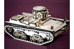 Конструктор деревянный Т-38