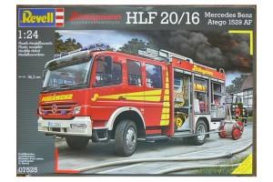 Revell Пожарная машина Schlingmann HLF 20 16 1:24