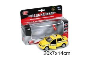 Машина Лада-Калина Такси