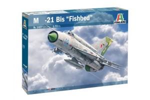 Самолёт  M-21 Bis Fishbed  (1:72)