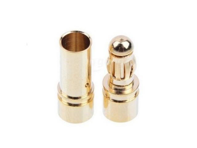 Разъем DUALSKY gold connector 3.5mm