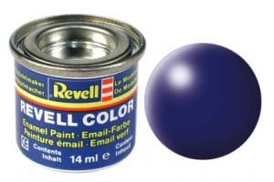 Revell Краска синяя  РАЛ 5013 шелково-матовая