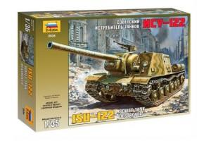 Звезда 3534 ИСУ-122