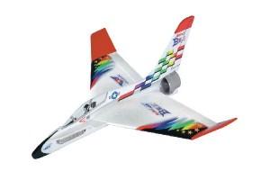 Импеллерный самолёт MINI BEE