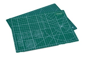 Коврик для резки А3 3мм двухсторонний