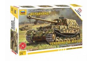 Звезда 5041Немецкий истребитель танков Фердинанд