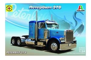 Моделист Автомобили и мотоциклы Петербилт 378 (1:2