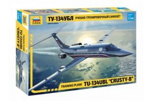 Звезда Учебно-тренировочный самолёт Т-134 УБЛ