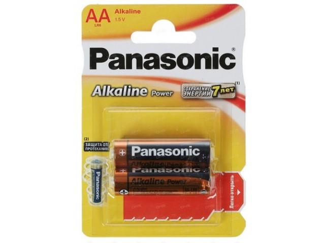Э п Panasonic Alkaline Power LR6 316