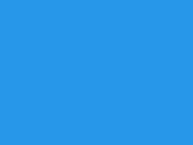 Пленка для обтяжки моделей голубая прозрачная (1 м