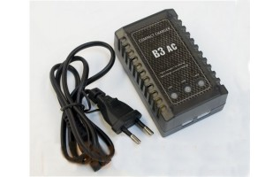Зарядное ус-во для 2-3 Li-Po аккумуляторов (220 в)
