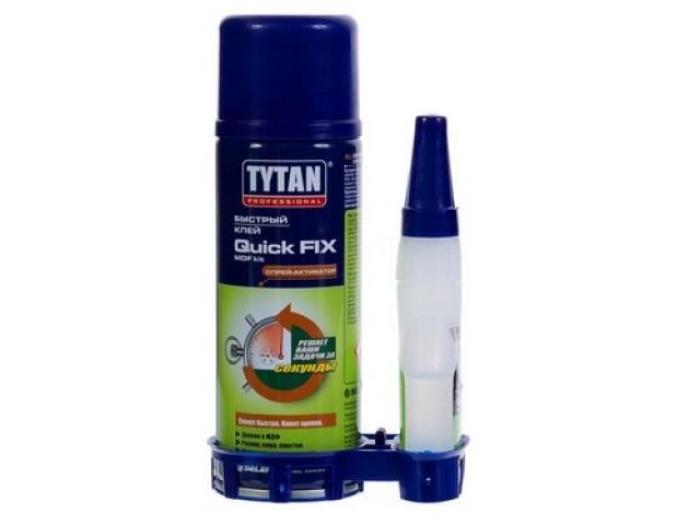 Клей цеанокрилат,двухкомпонентный  TYTAN 200мл
