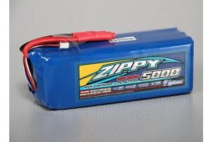 Батарея ZIPPY Flightmax 5000mAh 6S1P 30C