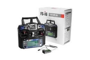 FlySky FS-i6 2.4G 6CH AFHDS RC ПРД. с ПРМ FS-iA6B