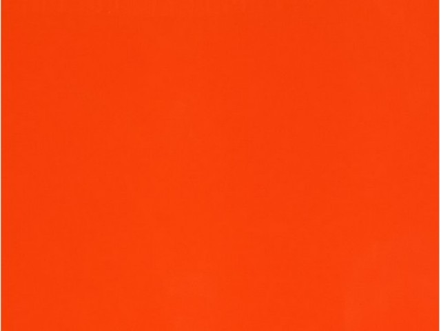 Пленка для обтяжки моделей оранжевая (1 метр)