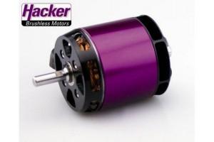 Бесколлекторный двигатель HACKER A50-14 S V3