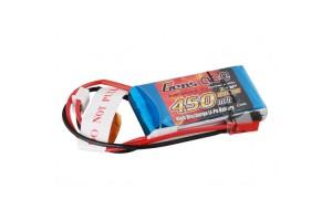 Аккумулятор Gens ace 450mAh 7.4V 25C 2S1P Lipo