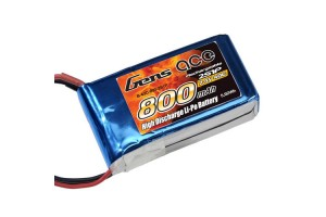 Аккумулятор Gens ace Lipo 7 4v 800mah 40C 2S1PLipo