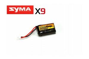 Аккумулятор  LiPo 3,7В(1S) 500mAh 20C (для SYMA X9