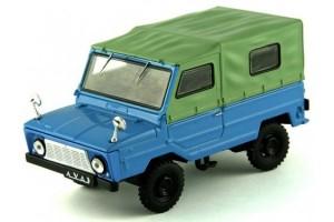 1 43 ЛУАЗ-969 Волынь голубой