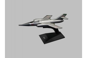 Модель самолёта ЯК-27 DeAgostini