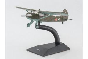 Модель самолёта ЯК-12 DeAgostini