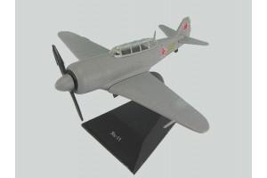 Модель самолёта ЯК-11 DeAgostini