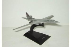 Модель самолёта Ту-160 DeAgostini