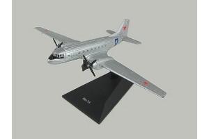 Модель самолёта Ил-14 DeAgostini