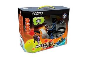 Радиоуправляемый мотоцикл Soomo Star Ride