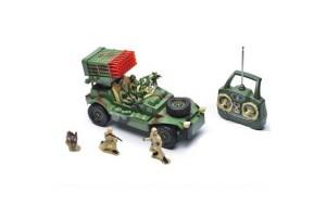 Автомобиль Военный джип на р у