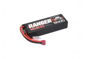 Ак-р 2S 60C Ranger  LiPo Battery (7.4V 5000mAh)