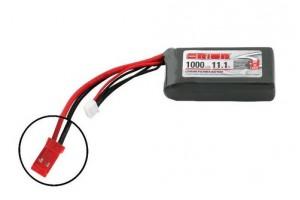 Team Orion Batteries Li-Po 11,1В(3S) 1000mah 50C