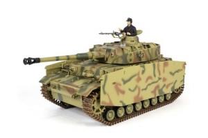 Радиоуправляемый танк немецкий Panzerkampfwagen