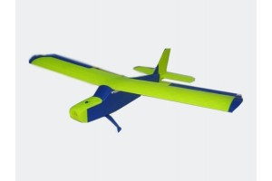 Радиоуправляемая модель самолета Qtrainer