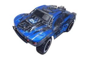 Радиоуправляемый шорт-корс Remo Hobby EX3 (синий)