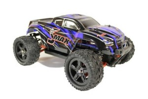 Remo Hobby SMAX UPGRADE синий) 4WD 2.4G 1 16 RTR