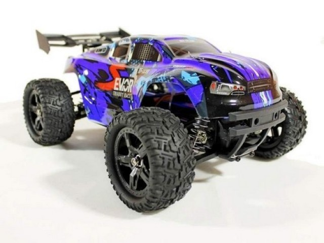 Remo Hobby S EVO-R (синий) 4WD 2.4G 1 16 RTR