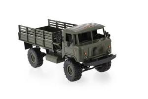 Автомобиль военный ГАЗ-66 на радиоупрвлении