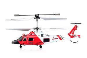 Вертолет на ик у с гироскопом S111G
