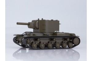 1 72 Танк  КВ-2