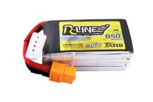 Аккумулятор Tattu R-Line 850mAh 11.1V 95C 3S1P Lip