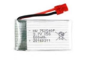 Аккумулятор Li-Po 500mAh, 3,7V для Syma X14, X14W