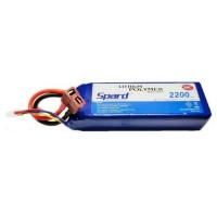 Аккумулятор Li-Po Spard 2200mAh, 11,1V, 30C, T-plu