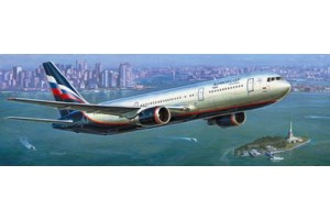 Звезда Самолет Боинг 767-300