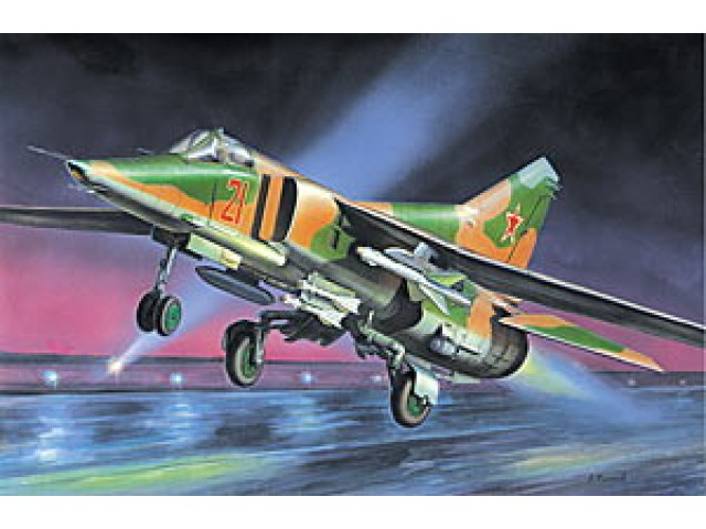 Звезда 7228 Самолет  МиГ-27